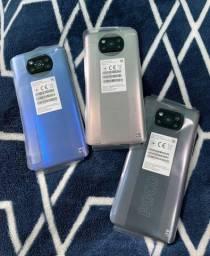 Título do anúncio: Xiaomi poco X3 pro 256GB 8GB ram tela 6.67 lacrados originais