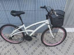 Bicicleta linda.