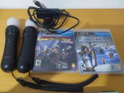 Kit move Playstation 3