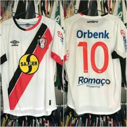 Camisa Joinville Away 2015 #10