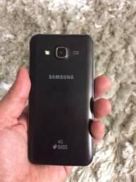 Samsung J5 Duos 16gb Preto Usado