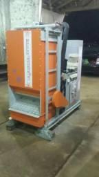 Máquina de gelo com gás ecológico. Lançamento