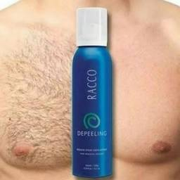 Spray depilatório sem dor para homens e mulheres Racco!