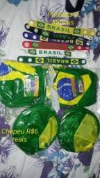Venda promoção bandeira brasil capô