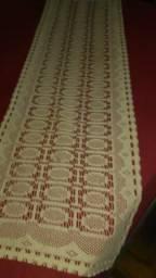 Panos de mesa em crochê