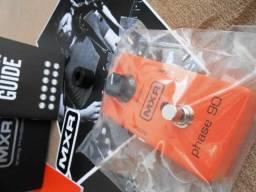 Pedal de Guitarra MXR Phase 90 Dunlop Seminovo,apenas porque foi retirado da caixa p/Teste