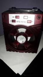 Caixinhas de som via usb Bluetooth pendrive