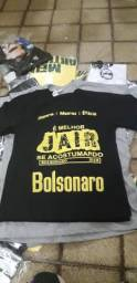 Camisas Bolsonaro