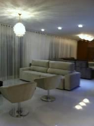 Apartamento semi mobiliado no Edifício Casa do Morro