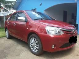 Etios Sedan XLS 1.5 Flex 2012/2013 - 2012