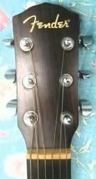 Violão Fender Tg-4 Nat Acústico tipo Little Martin Baby Taylor Gs Mini Travel Guitar