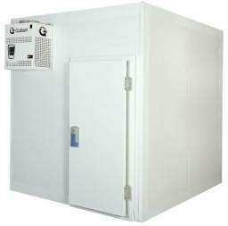 Câmara frigorífica nova