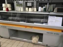 Máquina de tecer retilínea galga 5 marca Steiger