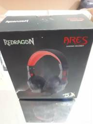 Fone headset RENDRAGON ARES H120
