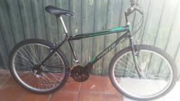 Promoção bicicleta nova