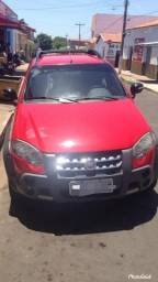 Fiat Strada Adventure CD Locker 1.8 16V - 2011