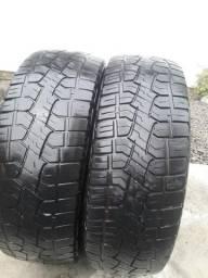 2 pneus aro 15