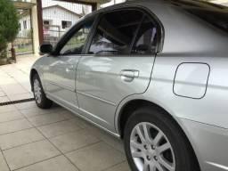 Vendo Honda Civic LXL automático 2005 - 2005