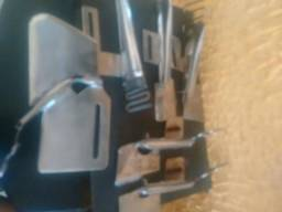 Aparelho de máquina de costura