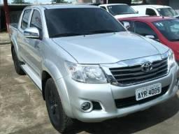 Toyota hilux 2014/2015 2.7 srv 4x4 cd 16v flex 4p automático - 2015
