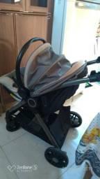 Vendo carrinho de bebê 2 em 1
