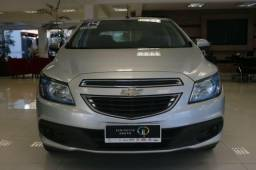 Chevrolet- prisma lt 1.4 automático - 2014