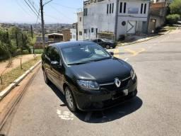 Renault Logan 1.0 expression 2015 completo - 2015
