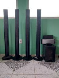 Caixa acústica para home theater