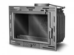 Lareira de Embutir Kawmet Ferro Fundido W9 - 128m²