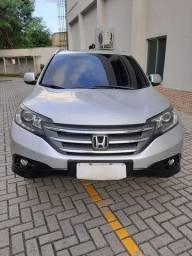 HONDA CR-V EXL 2014 COM TETO SOLAR E GNV