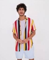 Camisa listrada (TAMANHO G)