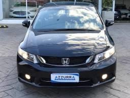 Honda civic 2.0 lxr 16v flex 4p automático 2015 - 2015