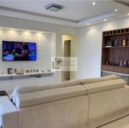 RM. Apartamento com 3 dormitórios à venda, Jardim das Indústrias - São José dos Campos/SP