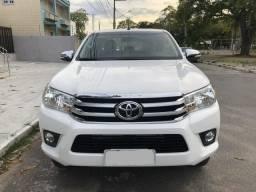 Hilux CD SRV A/T 4x4 Diesel 2017 - 2017