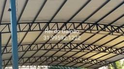 Galpão de 100 a 400 m2 - pronta entrega - Barato - Ac carro facilita