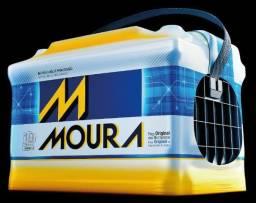 Baterias Moura honda fit/city