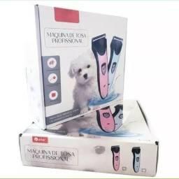 Maquina De Tosa Profissional Cães Pet Clipper Nz-6188