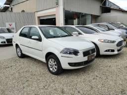 Fiat Siena atractive 1.4 flex doc 2020 pago - 2010