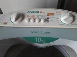 Vendo lavadora consul maré 10kls 220volts