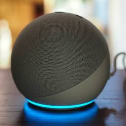 Novo Echo Dot (4ª Geração) Alexa - Cor Preta