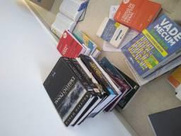 Apostilas e livros - doação