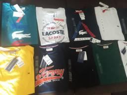 Camisa Polo e camiseta