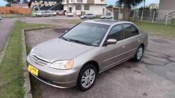 Civic lxl AUTOMÁTICO 2003/2003