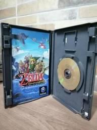 The Legend of Zelda Wind Waker - Game Cube, usado comprar usado  Várzea Paulista