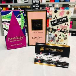 Udi Perfumes Importados - Aceitamos cartões de crédito e débito!!!