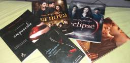 Kit livros Saga Crepúsculo