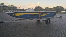 Barco lancha