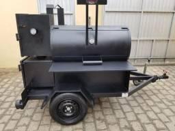 Pit Smoker 130kg