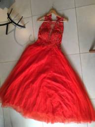 Vestido de festa Xica