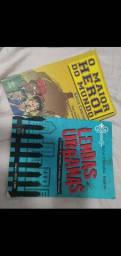 Dois livros super divertidos
